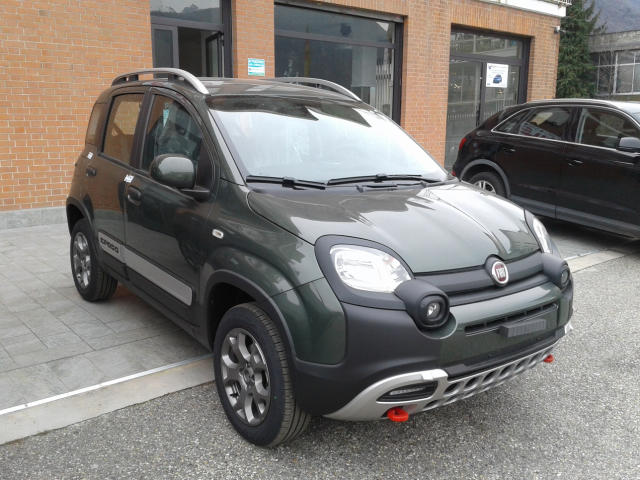 Fiat New Panda Cross 0.9 TwinAir Turbo S 4X4